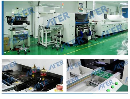 ATER全自动SMT生产组装工艺图片