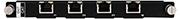 AGP-P-4O-CAT 双绞线输出板卡